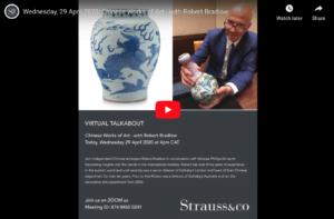 Robert Bradlow on Video